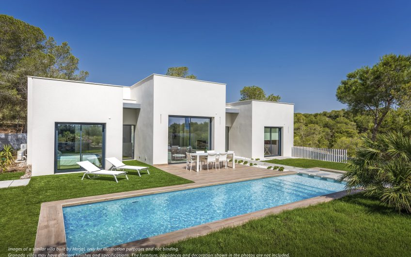 VILLAS DE DISEÑO EN LAS COLINAS GOLF & COUNTRY CLUB