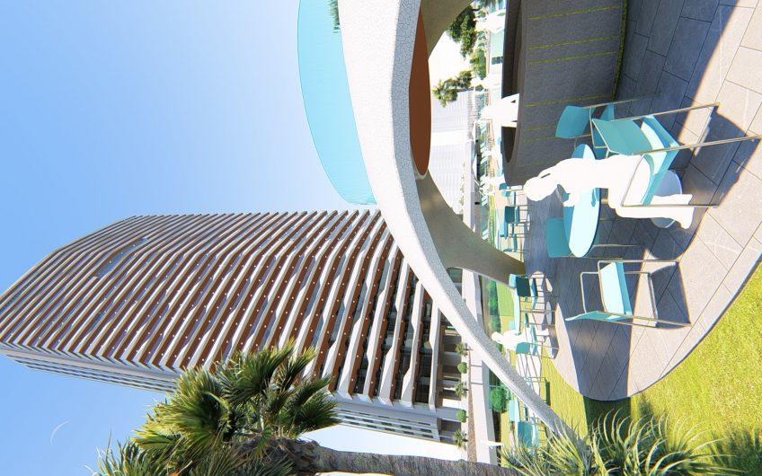 Apartamentos con impresionantes vistas a pocos metros de la playa en Benidorm