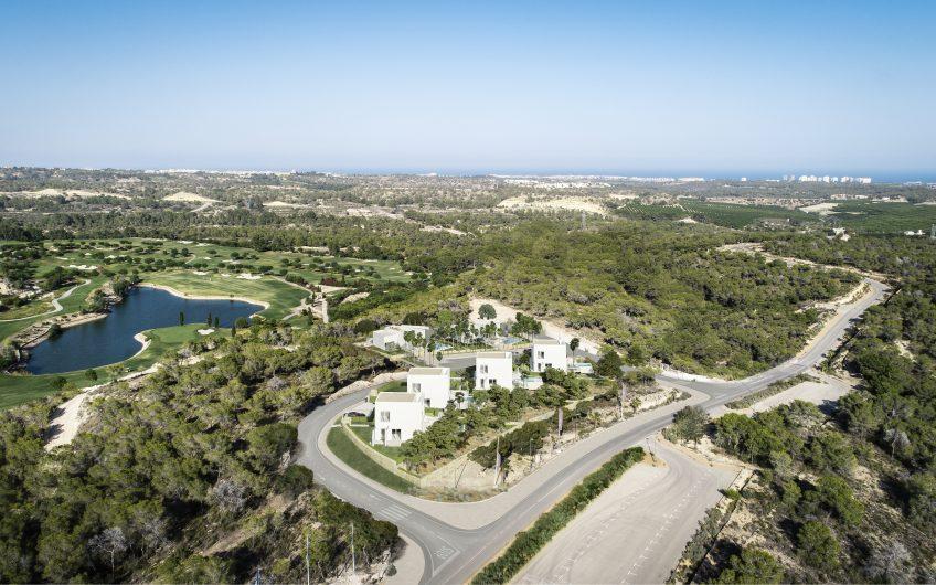 Villa Premium en campo de Golf