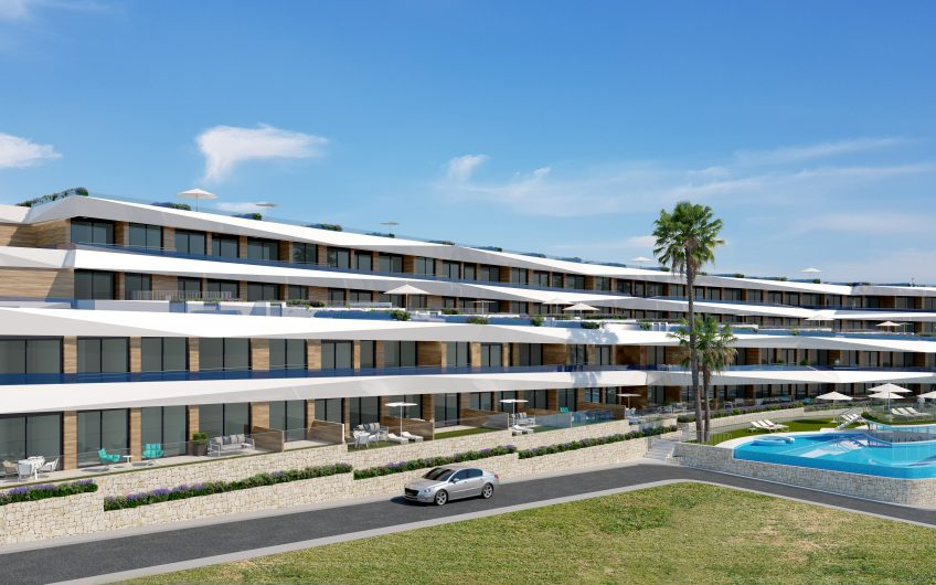 2 and 3 bedroom apartments in Gran Alacant