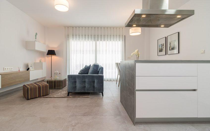 Apartamento en planta baja con 3 habitaciones