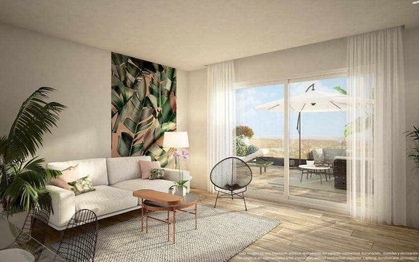 Two bedrooms apartment in Punta Prima