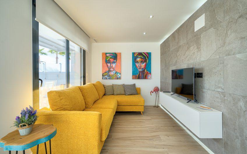 Villa independiente en Cabo Roig
