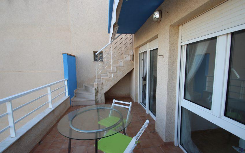 Ático en venta en Aguamarina Cabo Roig