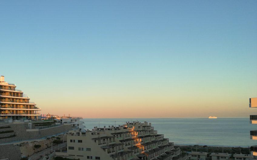 Apartamento en Arenales con vistas al mar